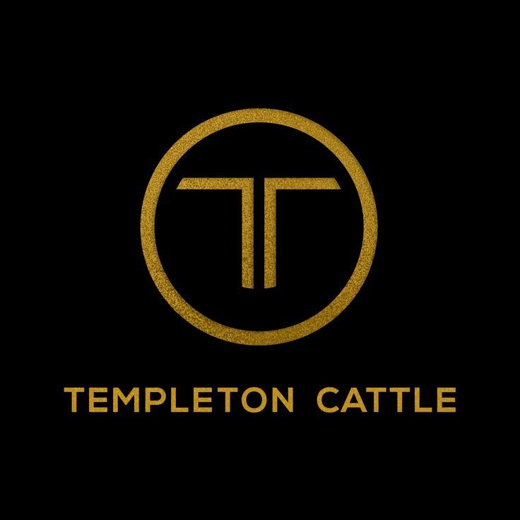 TEMPLETON CATTLE | #logo #design by Morgan Leigh Meisenheimer www.facebook.com/MLMeisenheimer