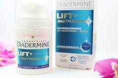 Was tun bei trockener Haut? Wir haben einen Super-Schnapp entdeck: Die Diadermine Lift Hautperfektion 2in1 Nachtcreme + Serum. Ob sie hält, was sie vers...