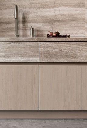 Piet Boon Styling by Karin meyn | Piet Boon Kitchen - Brutal. Credits: Sigurd Kranendonk | Piet Boon Kitchen - Tailored to Taste | Kitchens
