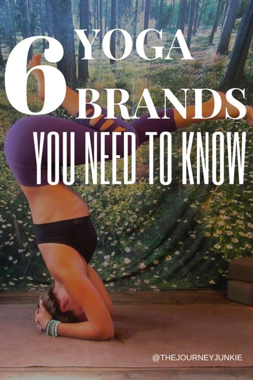 Yoga Leggings to Know - Pin now, read later!