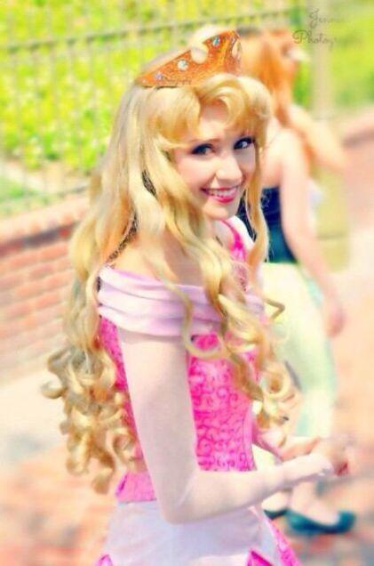 オーロラ姫 Disney princess 永遠の憧れ✨