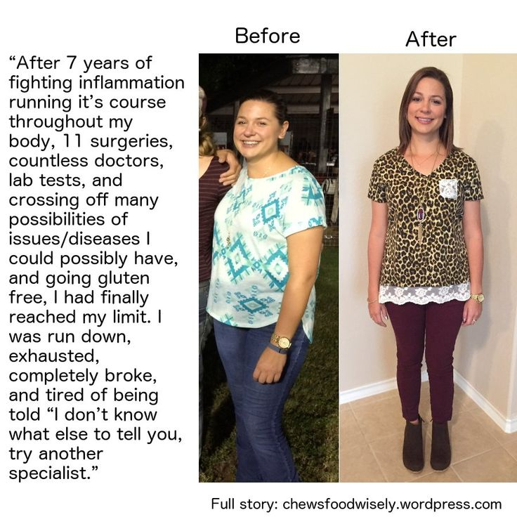 Amazing story from a client of Nicole S. Fennell MS, RDN, LD, CLT. #foodinflammation