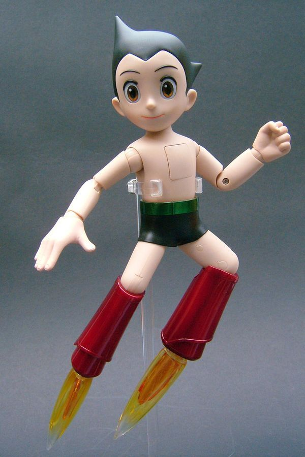 pictures of astro boy | Astro Boy sixth scale figure by Hot Toys