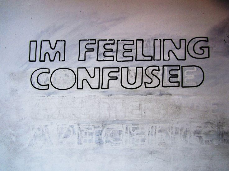 Im Feeling Confused | Inilah Arti Galau Menurut KBBI