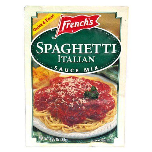how to make spaghetti sauce seasoning