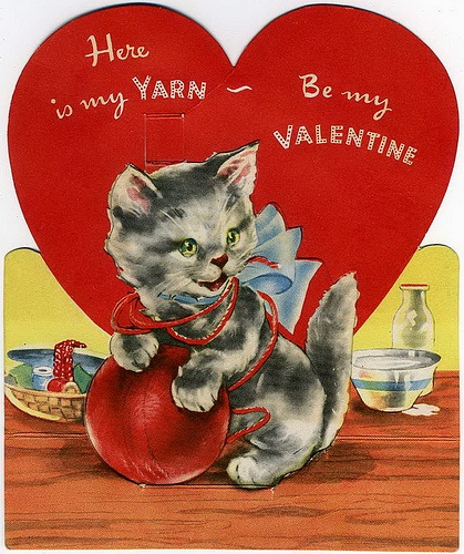 141 best Valentines Day Cats images on Pinterest  Kitty cats