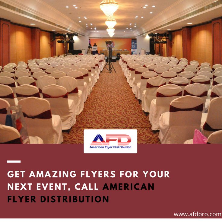 Get customized flyers for your next event. Contact American Flyer Distribution today: 800-935-1951  #flyers #flyer #americanflyerdistribution #branding #marketing #eventplanning #event #eventflyers