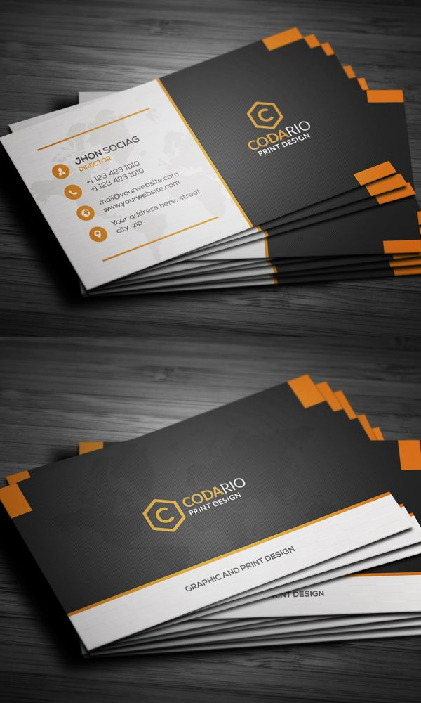 9 best Business Cards images on Pinterest | Card patterns ...