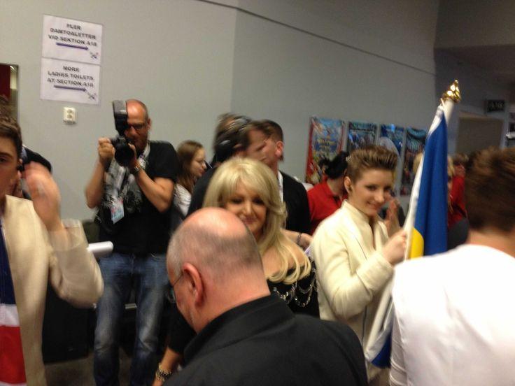 #bonnietyler #eurovision