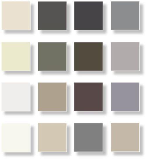 Las 25 mejores ideas sobre combinaciones de colores for Colores de moda para paredes interiores
