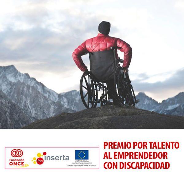 Esta undécima edición de los Premios Emprendedores cuenta, por tercer año consecutivo, con una categoría especial: el Premio Por Talento al Emprendedor con Discapacidad, galardón patrocinado por la FSC Inserta, la entidad de Fundación ONCE para la formación y el empleo de las personas con discapacidad, con la cofinanciación del Fondo Social Europeo.
