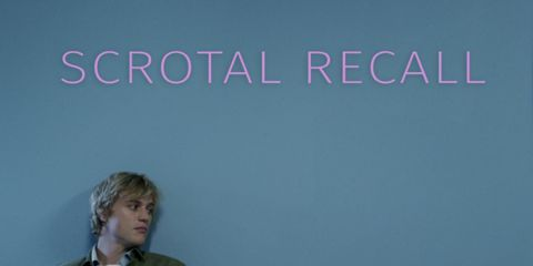 Scrotal Recall season 1 music