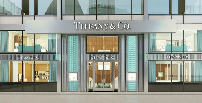 The New Luxury Tiffany Store Opens in Geneva