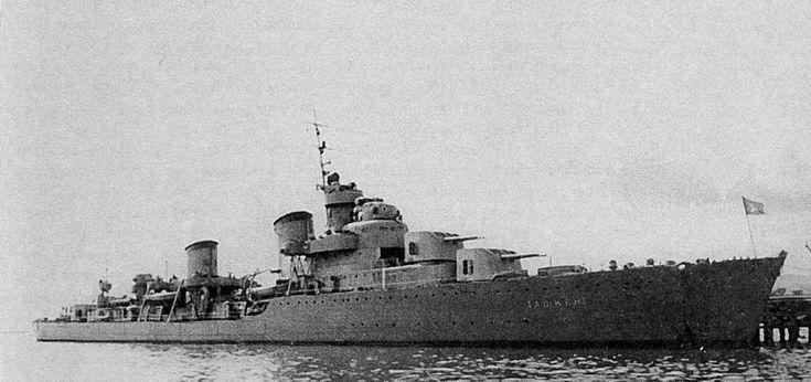 Лидеры эсминцев: исчезнувший класс | Армейский вестник