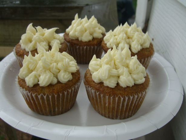 Gluten Free Cake Decorating Icing : Carrot Cake (Cupcakes) with Maple Cream Cheese Frosting ...