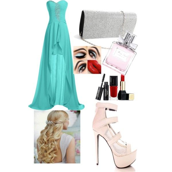 Untitled #1 by littleskate on Polyvore featuring polyvore, fashion, style, Guerlain and Christian Dior