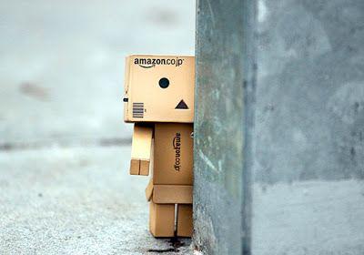Danbo, el robot de cartón más famoso y tierno del mundo.