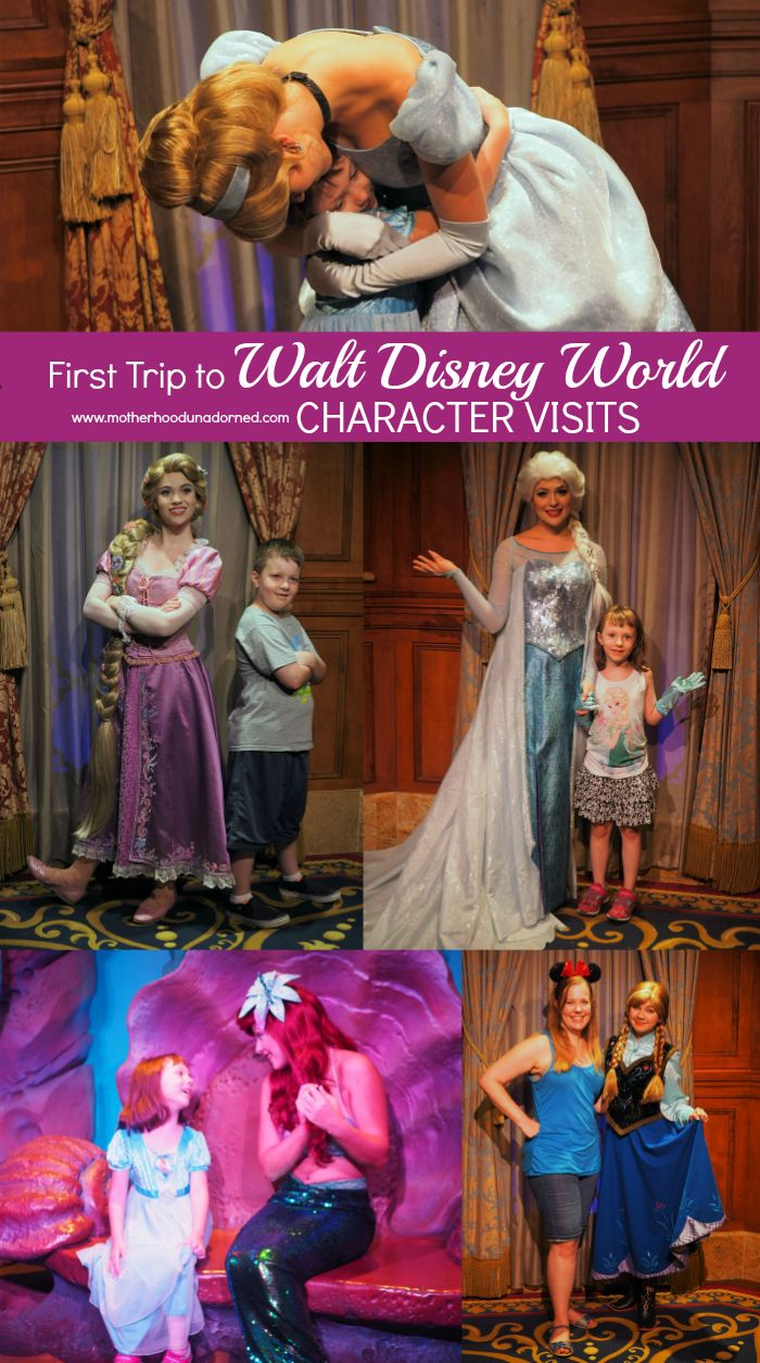 Disney Travel Tips! Must do character visits on our family's first ever trip to the Magic Kingdom. It will make your travel experience so special for your little princess lovers. First Time Walt Disney World Favorites Part 2: Character Visits