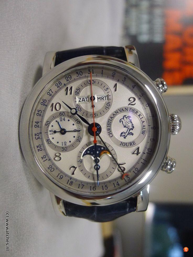 Christiaan vd Klaauw Ariadne  Graal horloge?