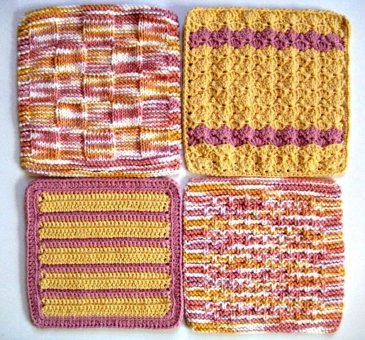 Knitted Wash Clothes Free Patterns : 1000+ images about Brunswick Brown Owl WASH CLOTHS on Pinterest Free patter...