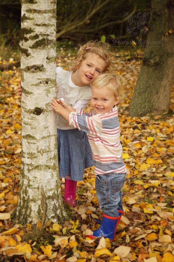 Hertfordshire Children's Photography - Portraits by Sarah