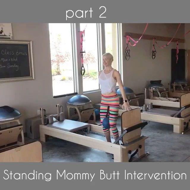 203 Best Pilates Reformer Images On Pinterest Pilates