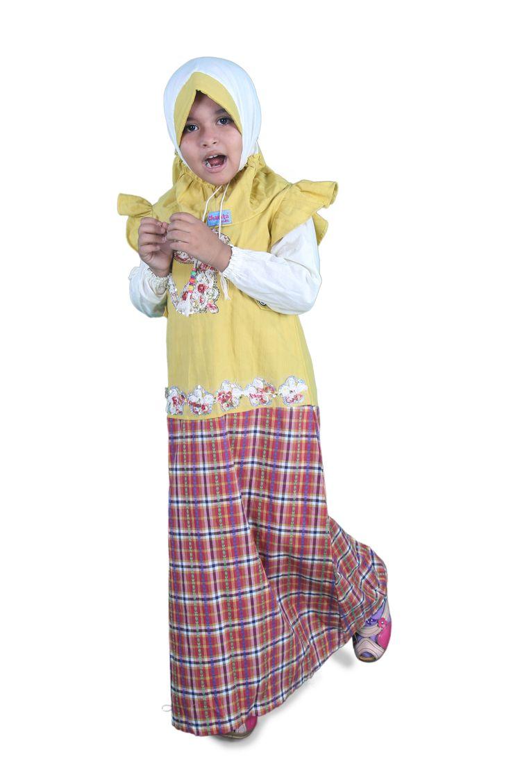 chavitakidz busana muslim anak art safira