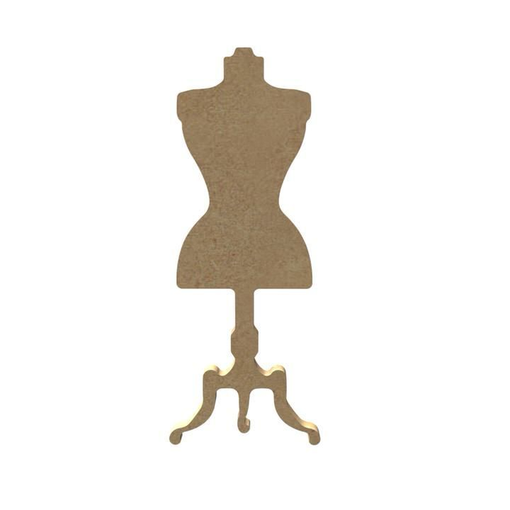 Buste Mannequin Couture Support A Decorer En Bois Gomille Buste Mannequin Mannequin De Couture Buste