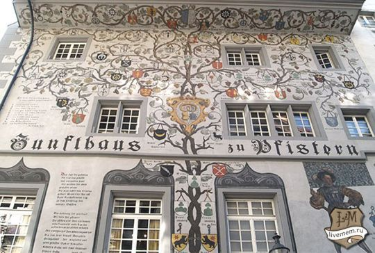 Генеалогическое древо семьи на стене дома своими руками