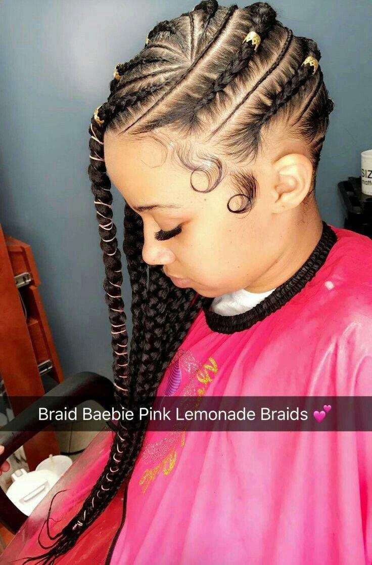 Pinterest Kitty Slim Girls Hairstyles Braids African Braids Hairstyles Hair Styles