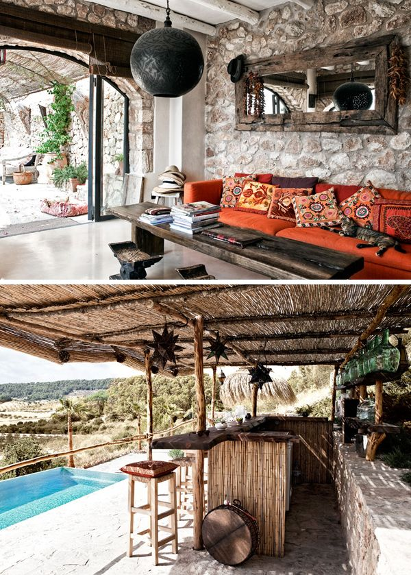 A RENOVATED FINCA ON THE ISLAND OF MALLORCA | THE STYLE FILES - images by Marc van Praag, styling by Sunnara Bijl | featured in VT Wonen. www.yogatree.nl