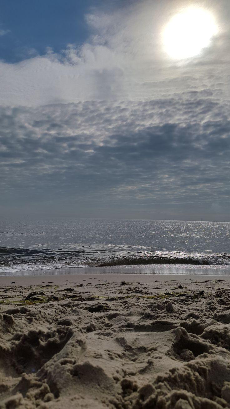 #Poland, #Polska, #Gdynia, #Orłowo, #morze, #plaża, #piasek, #fala