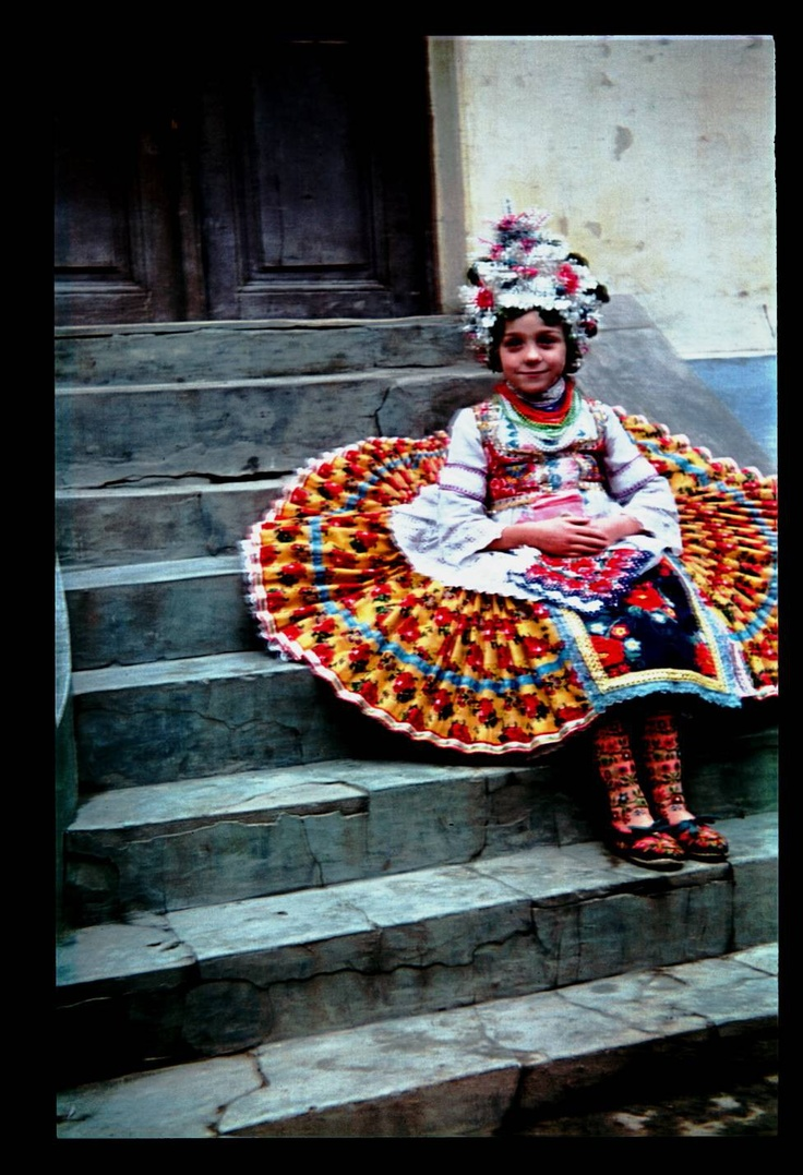 folk costume Hungary