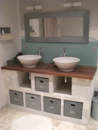 711 best salle de bain images on Pinterest