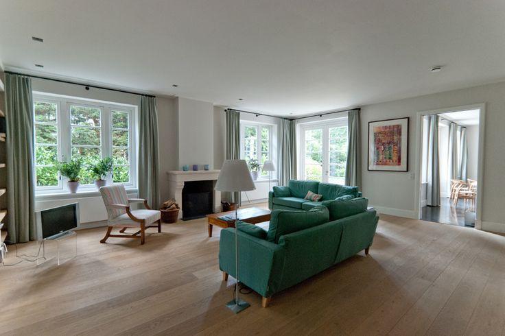 Piet Zwart Keuken Blauw : Luxe villa in jaren '40 stijl – Snellen Architectenbureau – Bouwboek