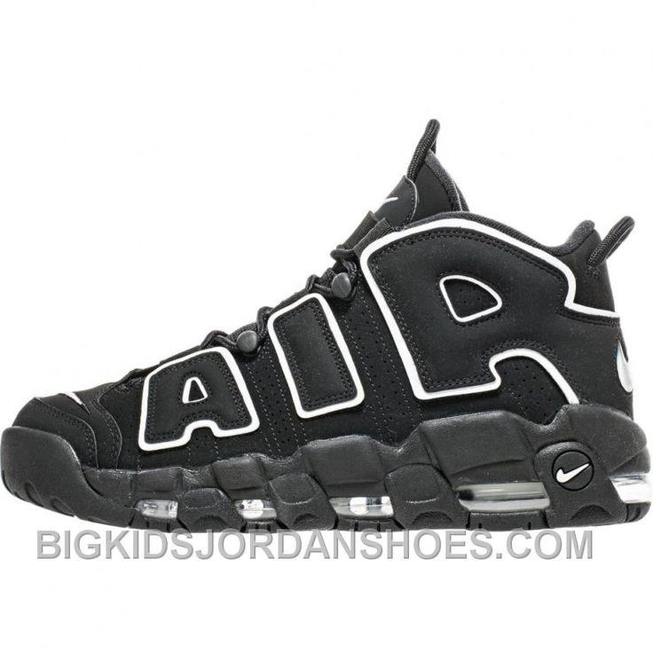 Nike Air More Uptempo (Mens) - /White Black Friday Deals 8T3B3