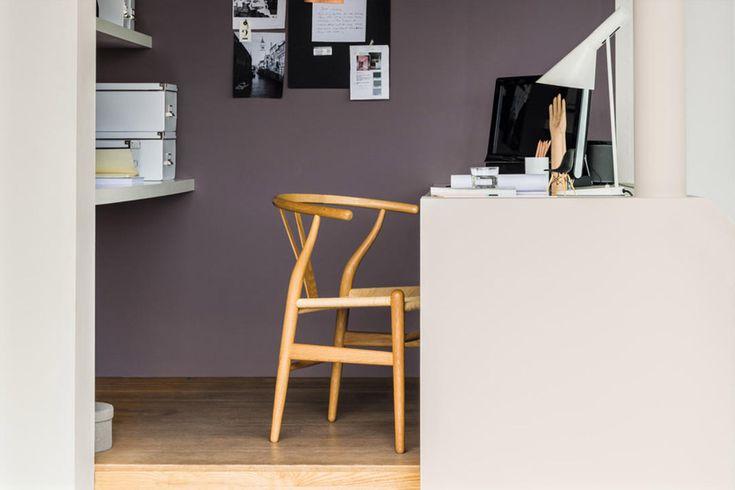 25 beste idee n over paars bureau op pinterest meisjes for Leitz ladeblok