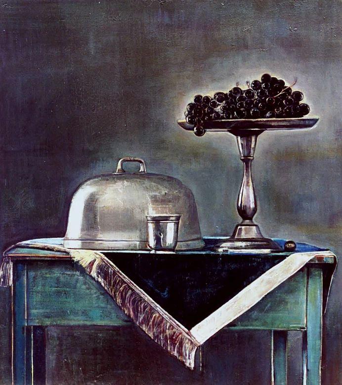 Nikos Stratakis. Painter | STILL LIFE