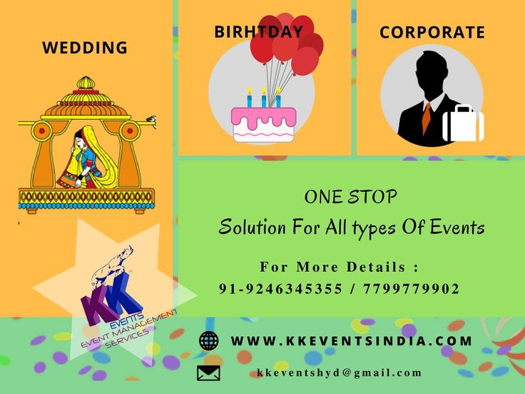 Events are most valuable timings in our life.  We offer Services for All type Of  events like Weddings, Engagements, Receptions, Birthdays, Anniversaries, Exhibitions, etc  Call us 9246345355 www.kkeventsindia.com  #bigfat wedding  #birthday Decorators #traditional wedding Mandap set #Corporate #Wedding #KKEvents #EventManagement