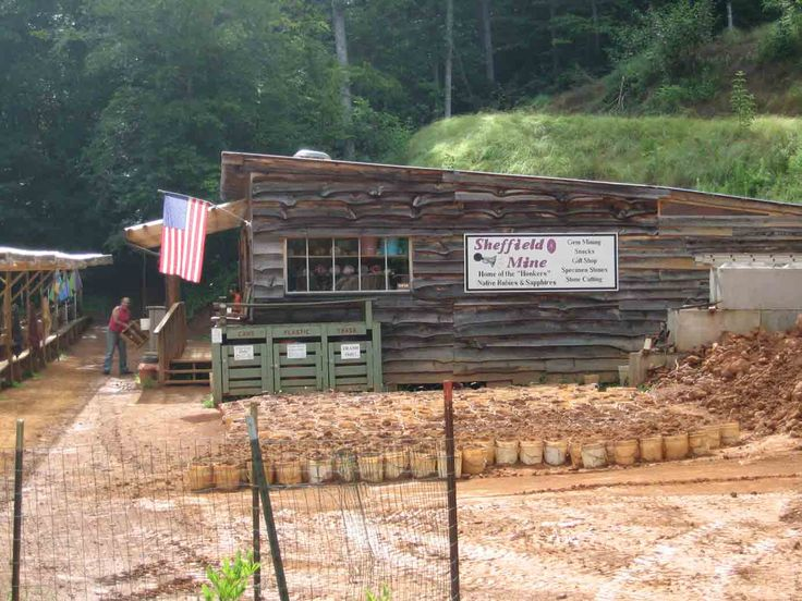 Graves mountain gem mining in nc