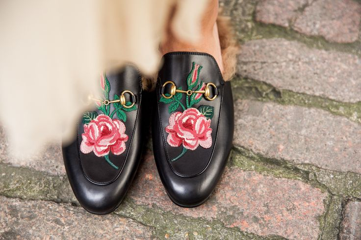 Gucci | Princetown Fur Loafers