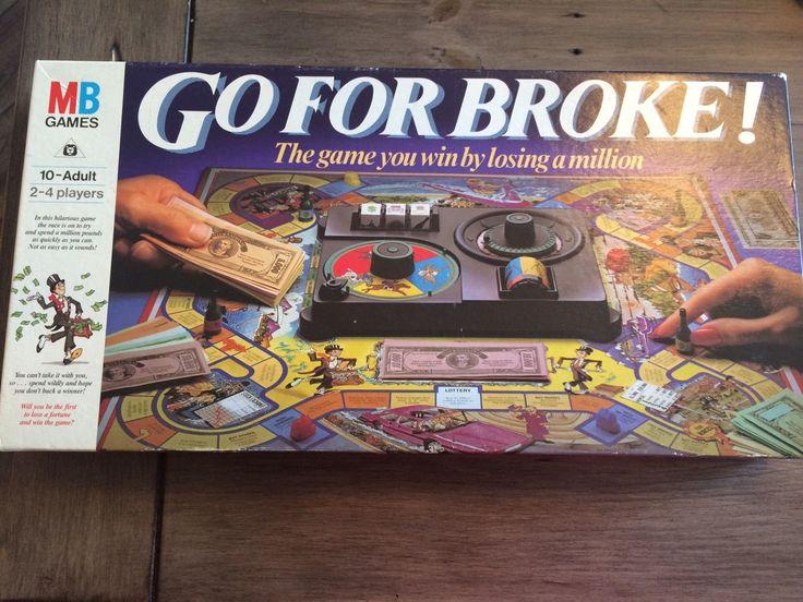 Image result for go for broke game