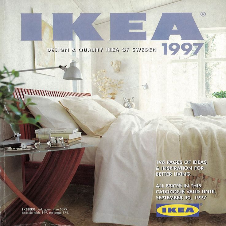 The 1997 IKEA Catalogue. 42 best IKEA Catalogue Covers images on Pinterest