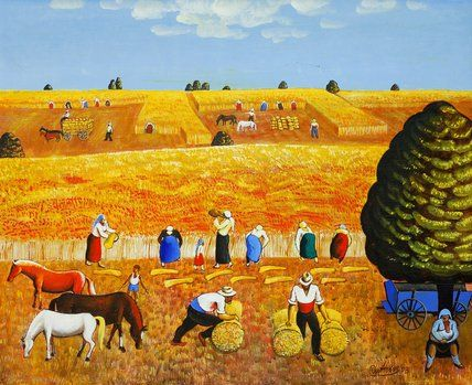 Golden Harvest - Radi Nedelchev