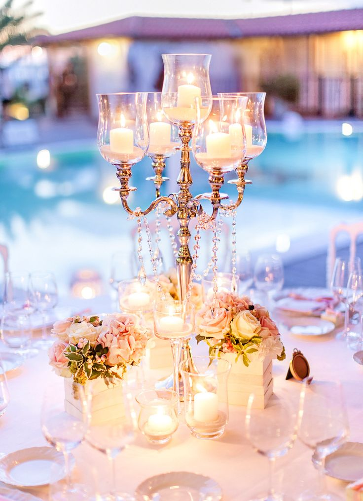 Pinterest Table Centerpieces Wedding Just BCAUSE