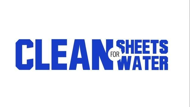 Water For People: Clean Sheets Clean Water