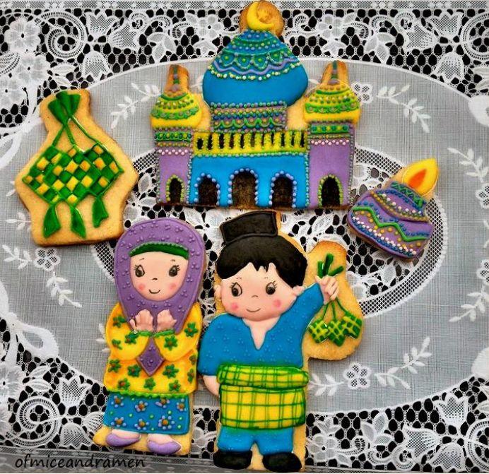 Great Raya Eid Al-Fitr Decorations - 18fcb08c326b59672819ff5316a84ea9--decorated-cookies-mice  Pictures_331965 .jpg