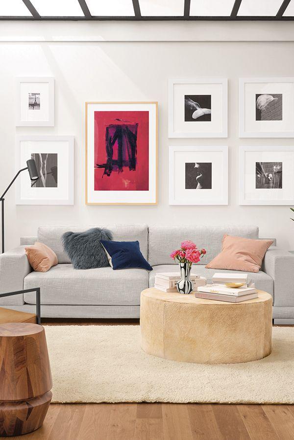 Room Board Mira Sofas Modern Sofas Loveseats Modern