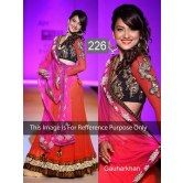 guhar-khan-in-orange-and-pink-designer-lehenga-at-wifw