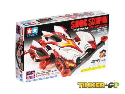 Mini 4wd Tamiya 94968 SHINNING SCORPION Super II - € 13,50